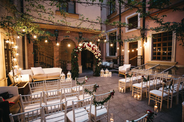 Tema Dekorasi Private Wedding Venue Simple Yang Bisa Diterapkan