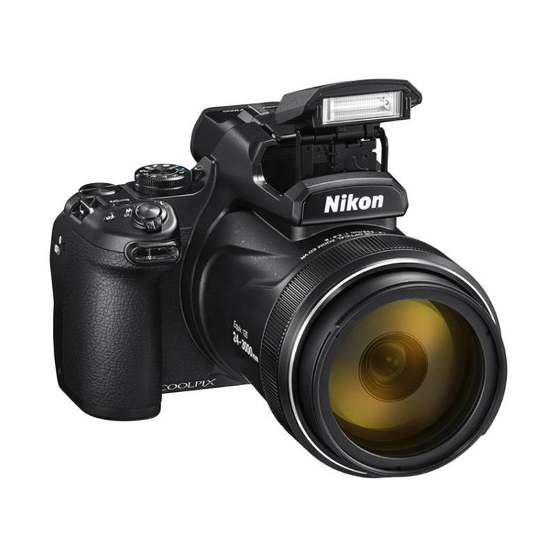 Mengenal Keunggulan Body Dan Display Layar Nikon Coolpix P1000